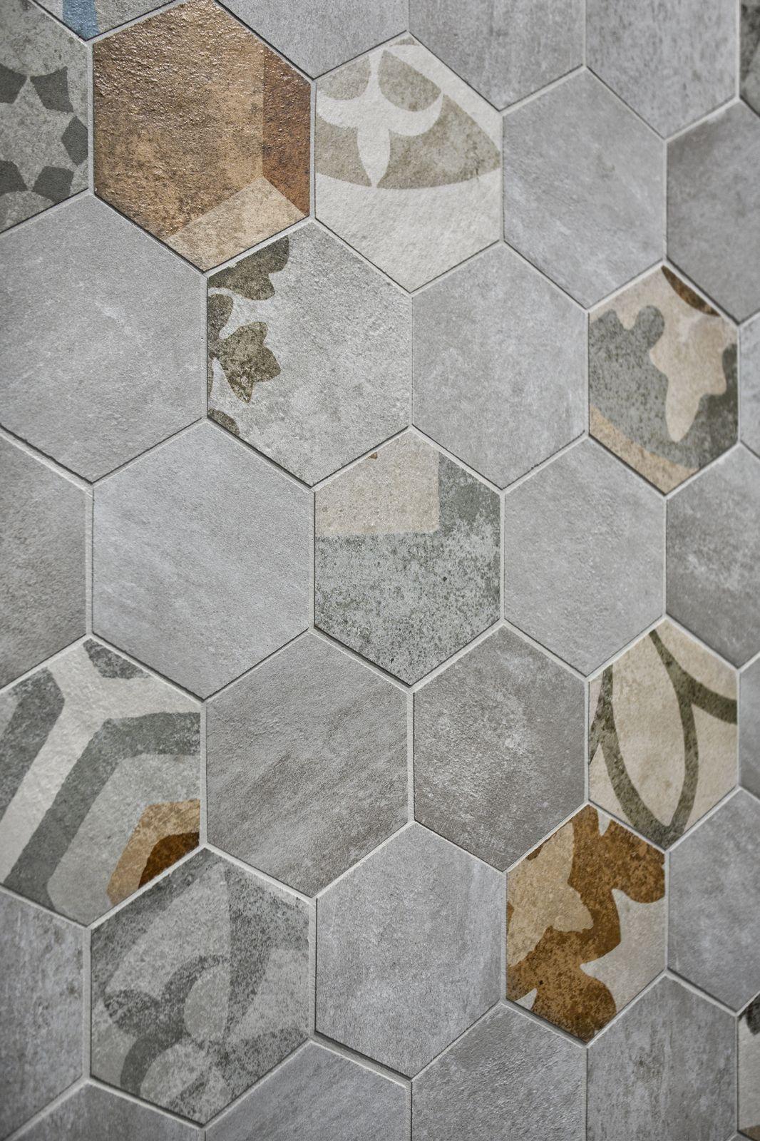 Piastrelle esagonali: ritorno alla tradizione - Cose di Casa - bathroom - tiles  Design ...