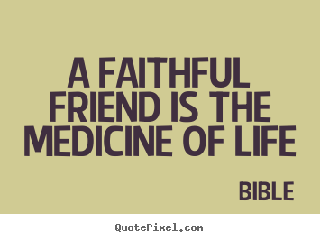 jesus quotes about friendship