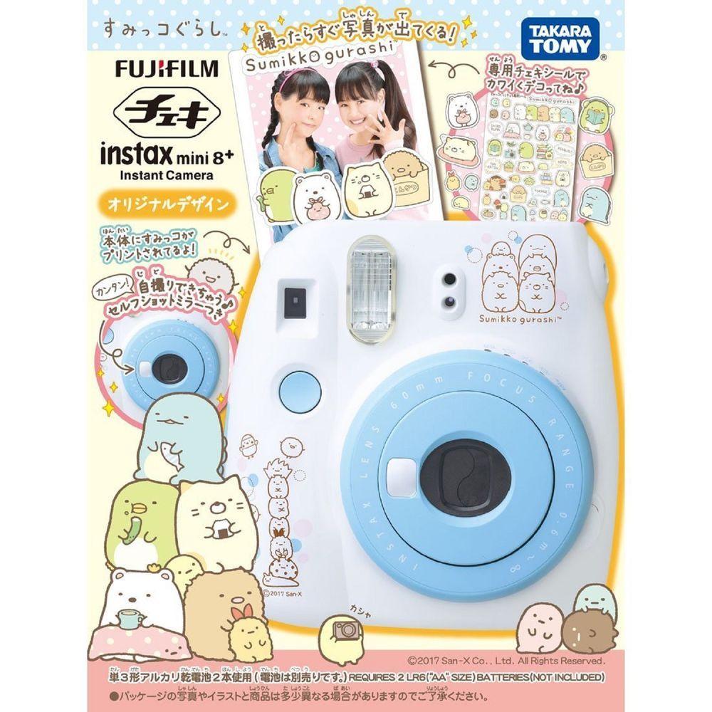 FUJIFILM Instant Camera cheki instax mini 8 Gudetama Picture Album Set Sanrio