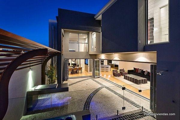 001 Tecnología en casa contemporanea australiana un estilo de vida diferente
