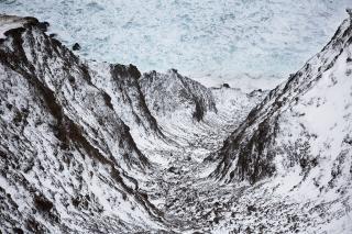 SNJOR : l'hiver islandais par Christophe Jacrot
