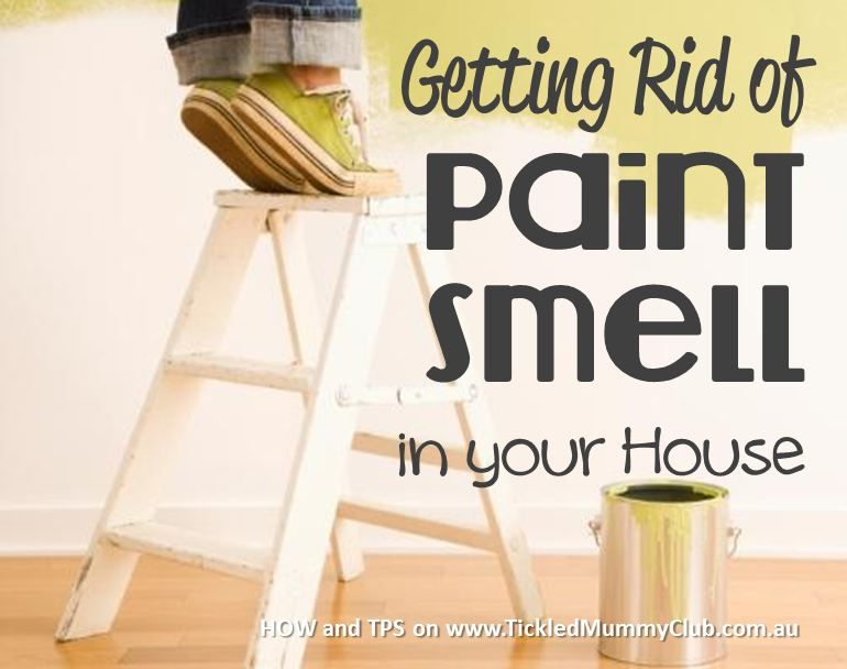 [Sage N Frugal Tip] Are you getting ready for your new baby room or you're planning to renovate?  Truly Tried and Tested by The Mummy Team. Click to see how you can get rid of paint fumes in a freshly painted room in a day or two.   #TickledMummyClub #Gettingridofpaintsmell #paintFumes #Decor