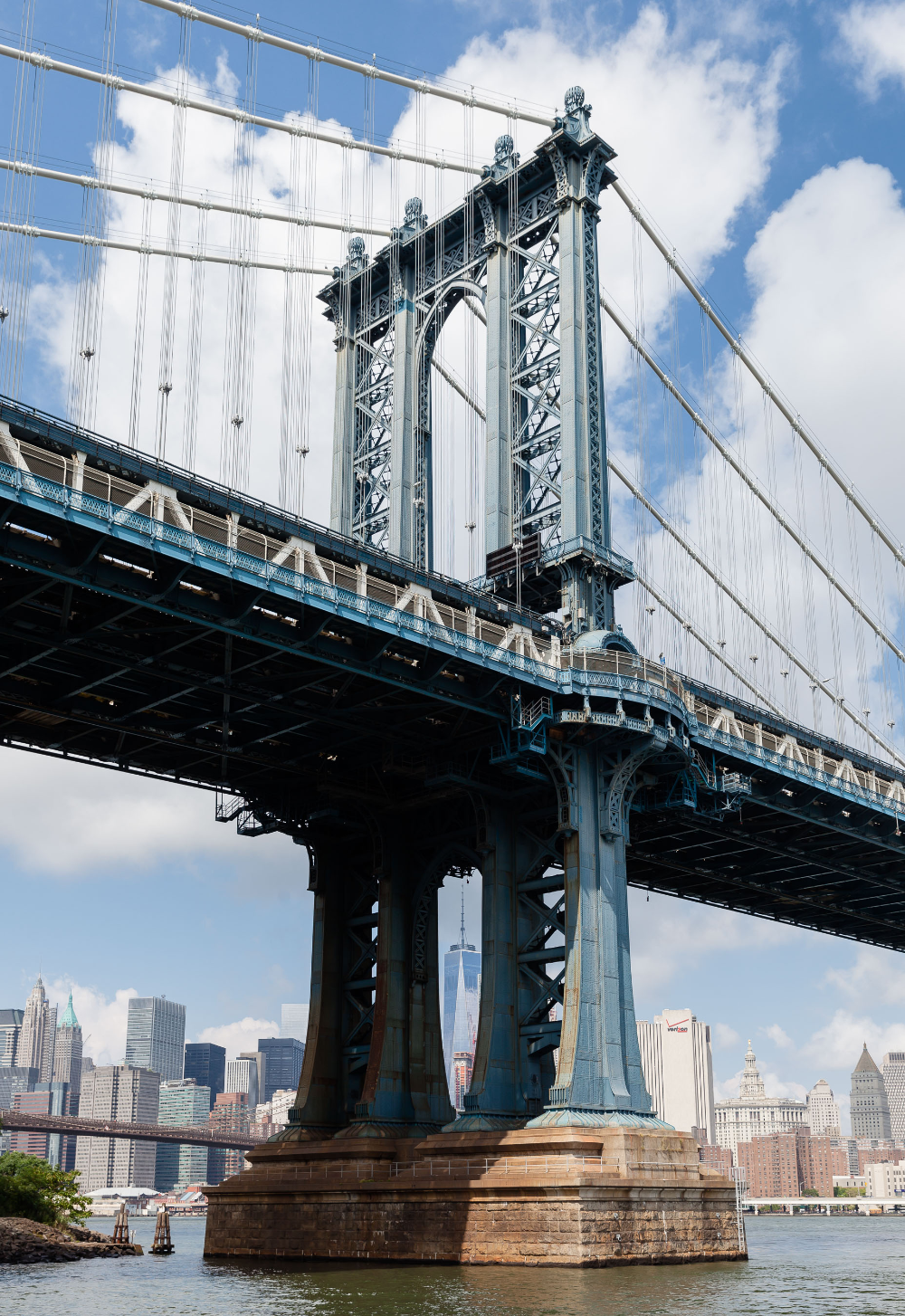 The Other Great Bridge Of Brooklyn Brooklyn Bridge Park Brooklyn Bridge Brooklyn Bridge Park New York Bridge