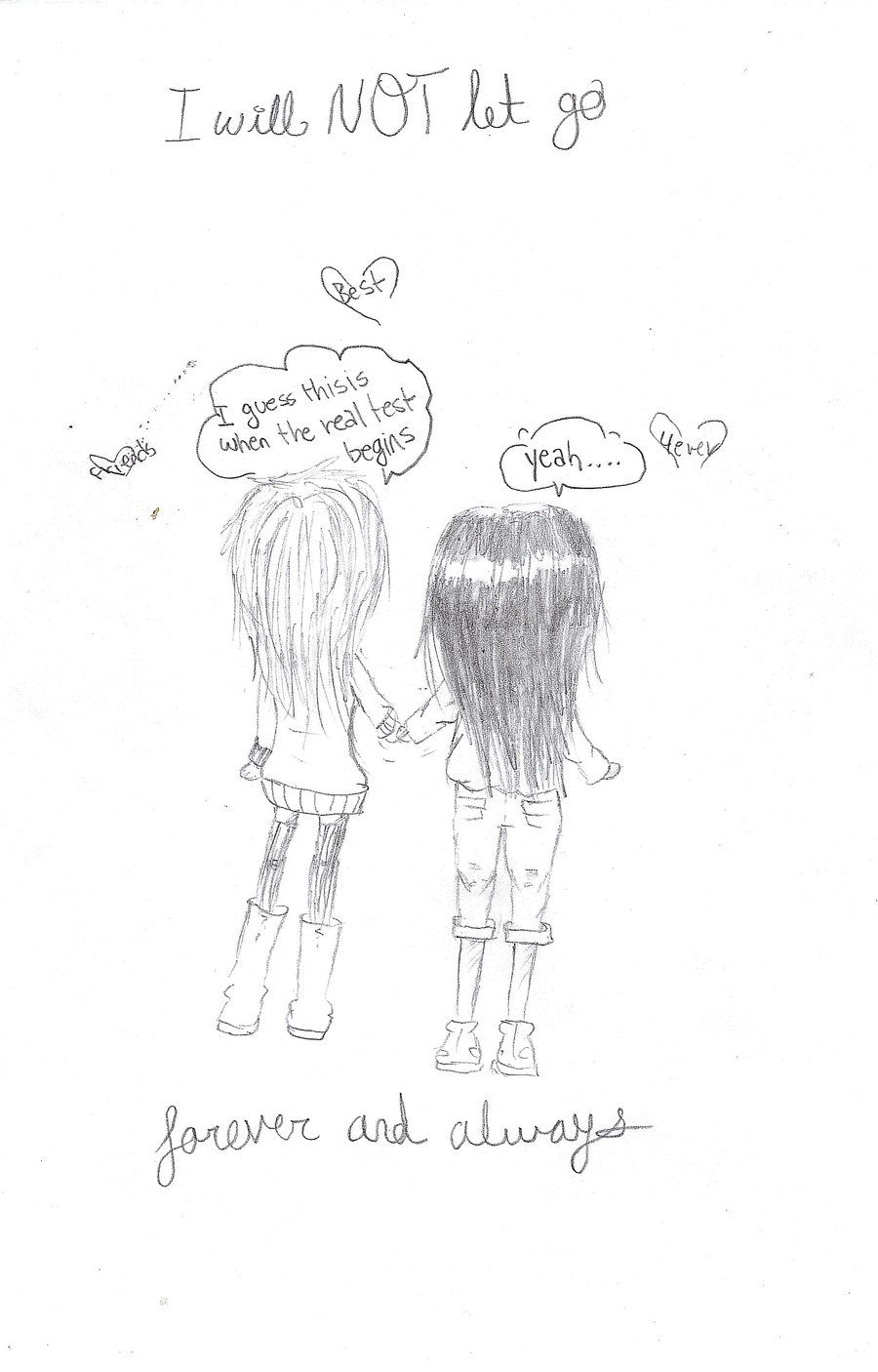 Related Image Drawings Of Friends Friendship Sketches Sketches Easy