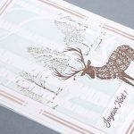 Tutoriel Carte de Noël «Set Joyeux Motifs et Plioir Dans les Bois»