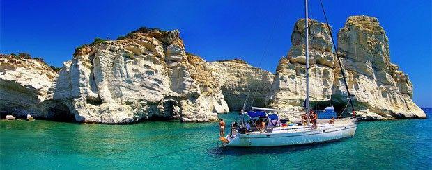 Vacanze a Vela Grecia: Crociera nelle #Isole #Cicladi