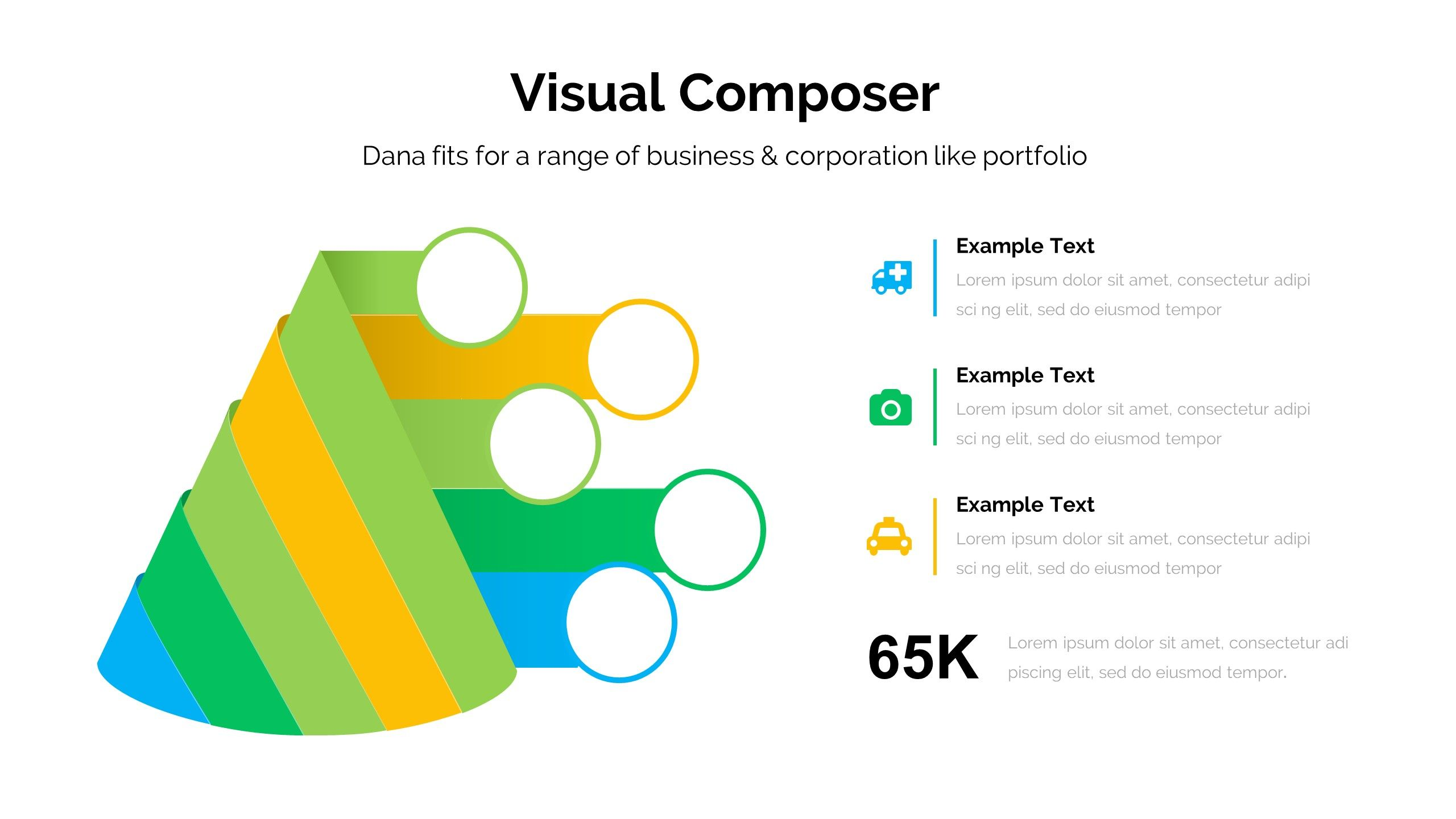 Infox Business Powerpoint Template General Features 278 well