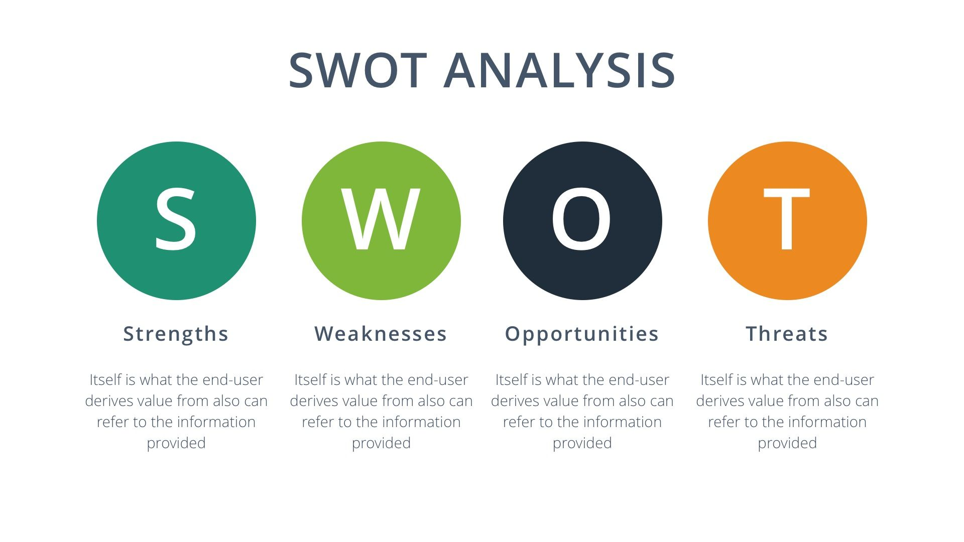 free swot analysis powerpoint template free google slides themes