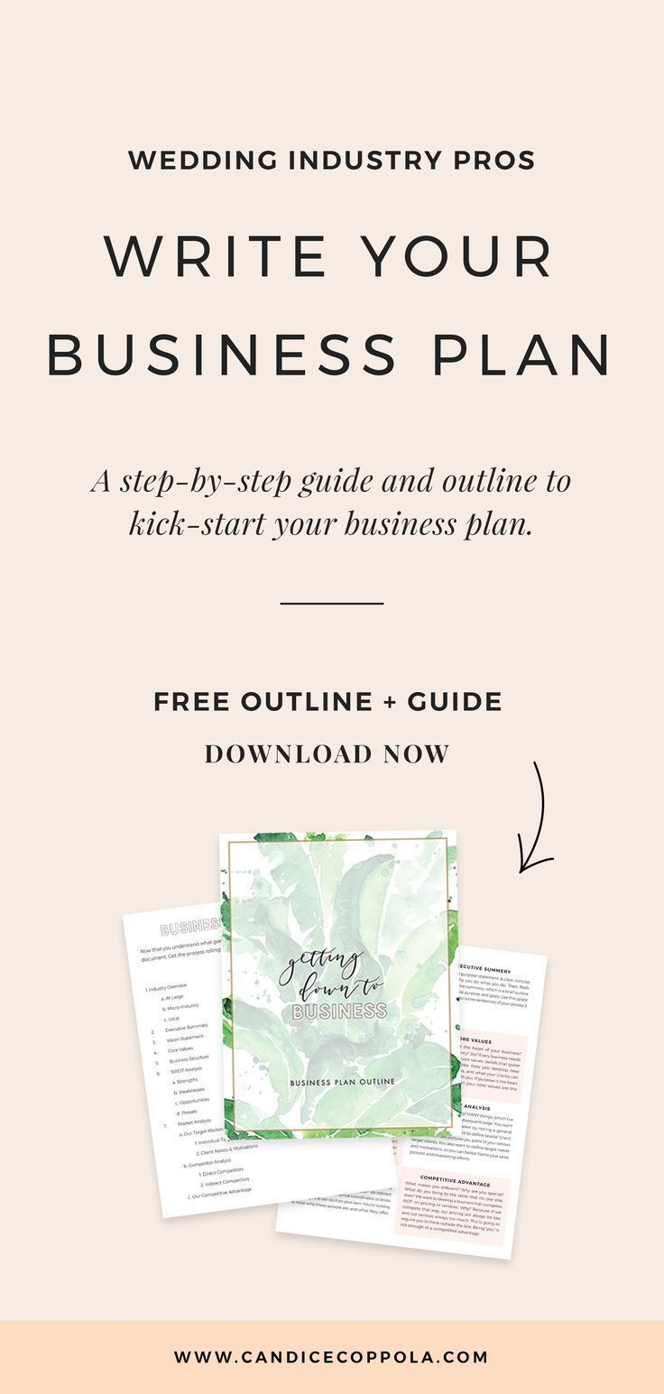 Are you in the wedding industry? Download this free