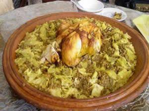 "Moroccan Cuisine: ""Rfissa"" Chicken Sauce | Moroccan food ..."