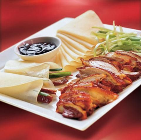 Image result for making crispy peking duck