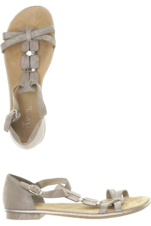 Rieker Sandale Damen Sommerschuhe Sandalette Gr. DE 41