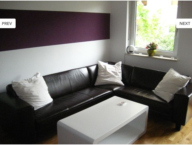 Hi Leute, Ich Will Die Wand Hinter Der Couch Streichen, Aber In Welcher  Farbe? Will Irgendwie Einen Kontrast Zum Langweiligen Weiß Schaffen, Aber  Ich Habe ...