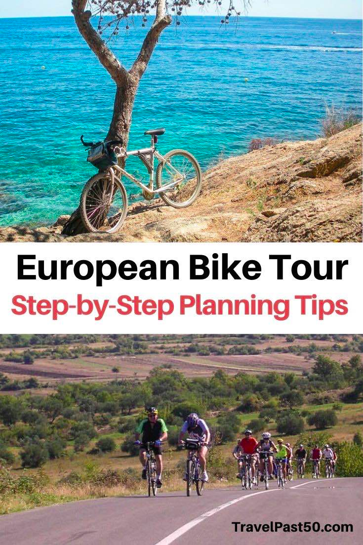 Planning Your First Europe Bike Tour Bike Tour America Travel Travel Activities