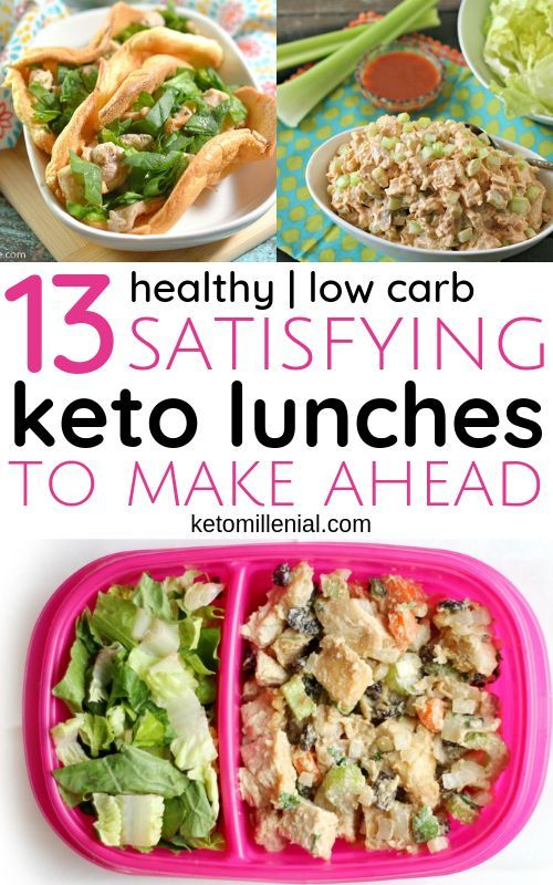 13 Easy Keto Lunches For Work That Are Low Carb And Perfect On The Go