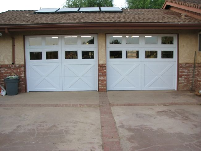 Double Everything Acton Carriage Doors Carriage Doors Archway