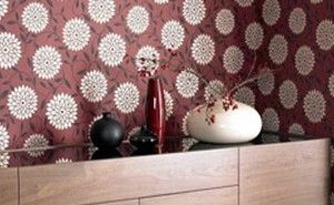 retrowallpapers Decorating ideas Pinterest Retro wallpaper