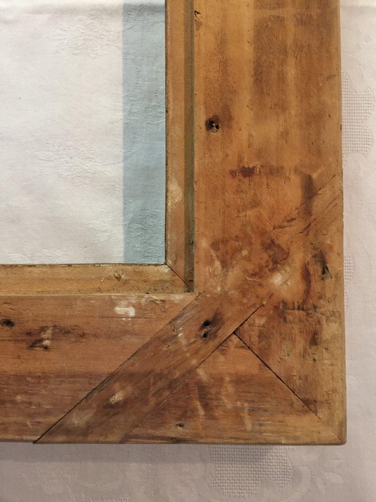 Bilderrahmen alt Original Empire Holz Stuck gold Frankreich 1780 ...