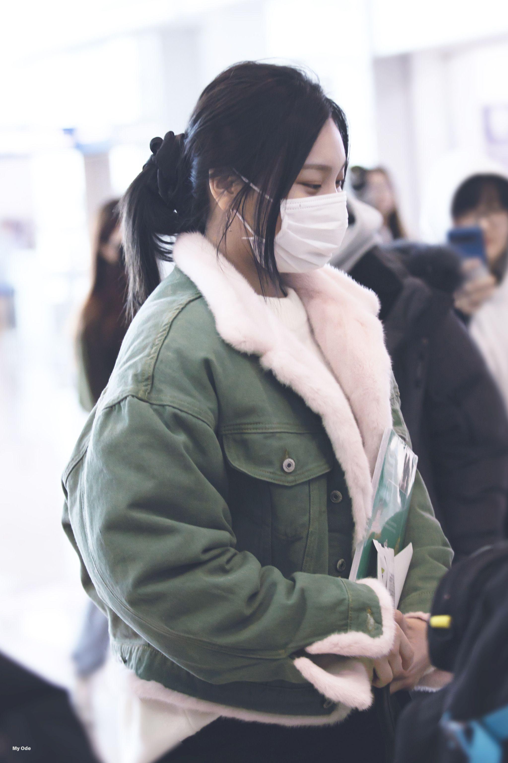 © My Ode | do not edit (1/2) | Kpop fashion, Bomber jacket ...