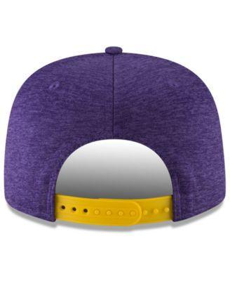 51cab40916a New Era Minnesota Vikings Oversized Laser Cut 9FIFTY Snapback Cap - Purple  Adjustable