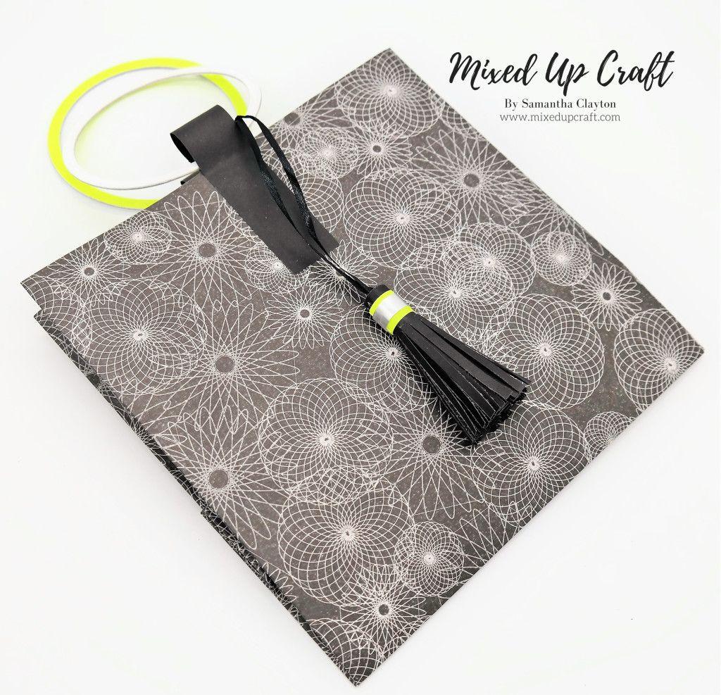 Circular handle gift bags gift bags diy gift bags