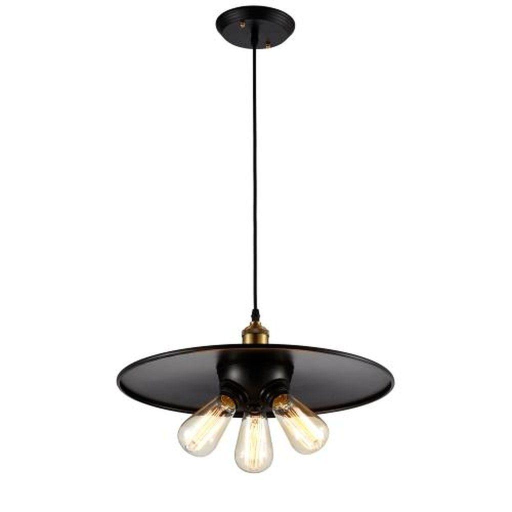 Vintage Factory 3 Bulb Pendant Light 17 5 Bulb Included Vintage Factory 3 Bulb Pendant Light 17 5 Bulb Included Vintage Pendant Lighting Industrial Pendant Lights Pendant Lighting