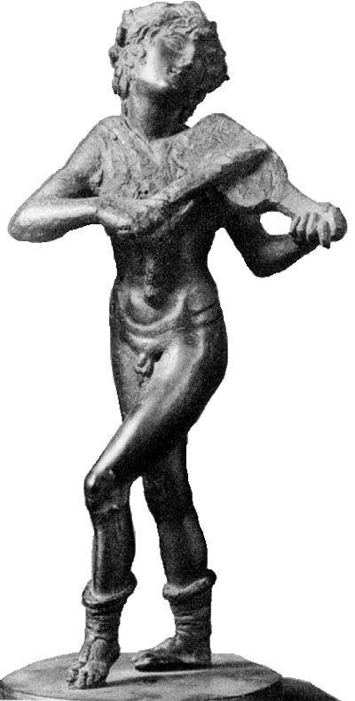 Orfeus (1475-1480) Bertoldo di Giovanni