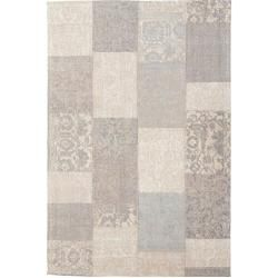 Handgefertigter Kelim-Teppich Dahlstrom aus Wolle in SilberWayfair.de #flowerfabric