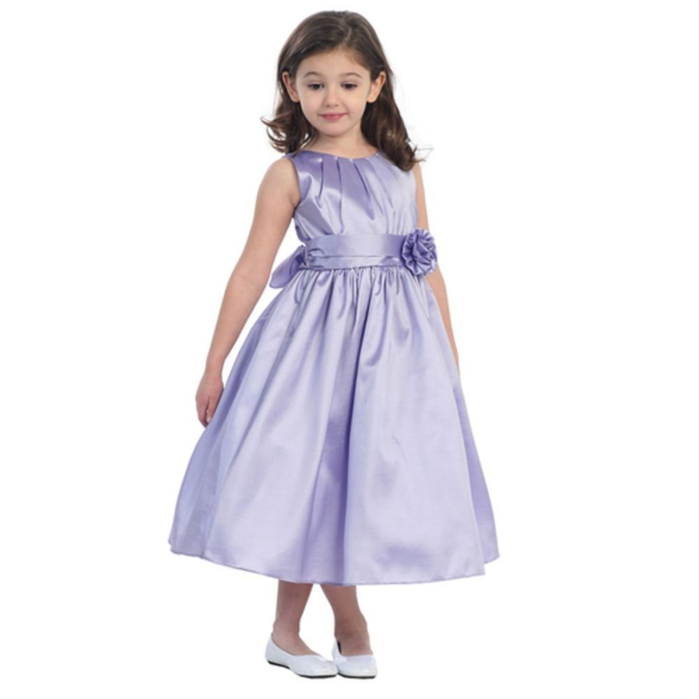 17++ Lilac toddler dress information