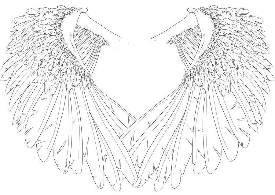 Крылья ангела картинки рисованные, картинки фсб картинки