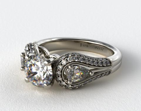 engagement rings fit for a cowgirl - Western Wedding Rings