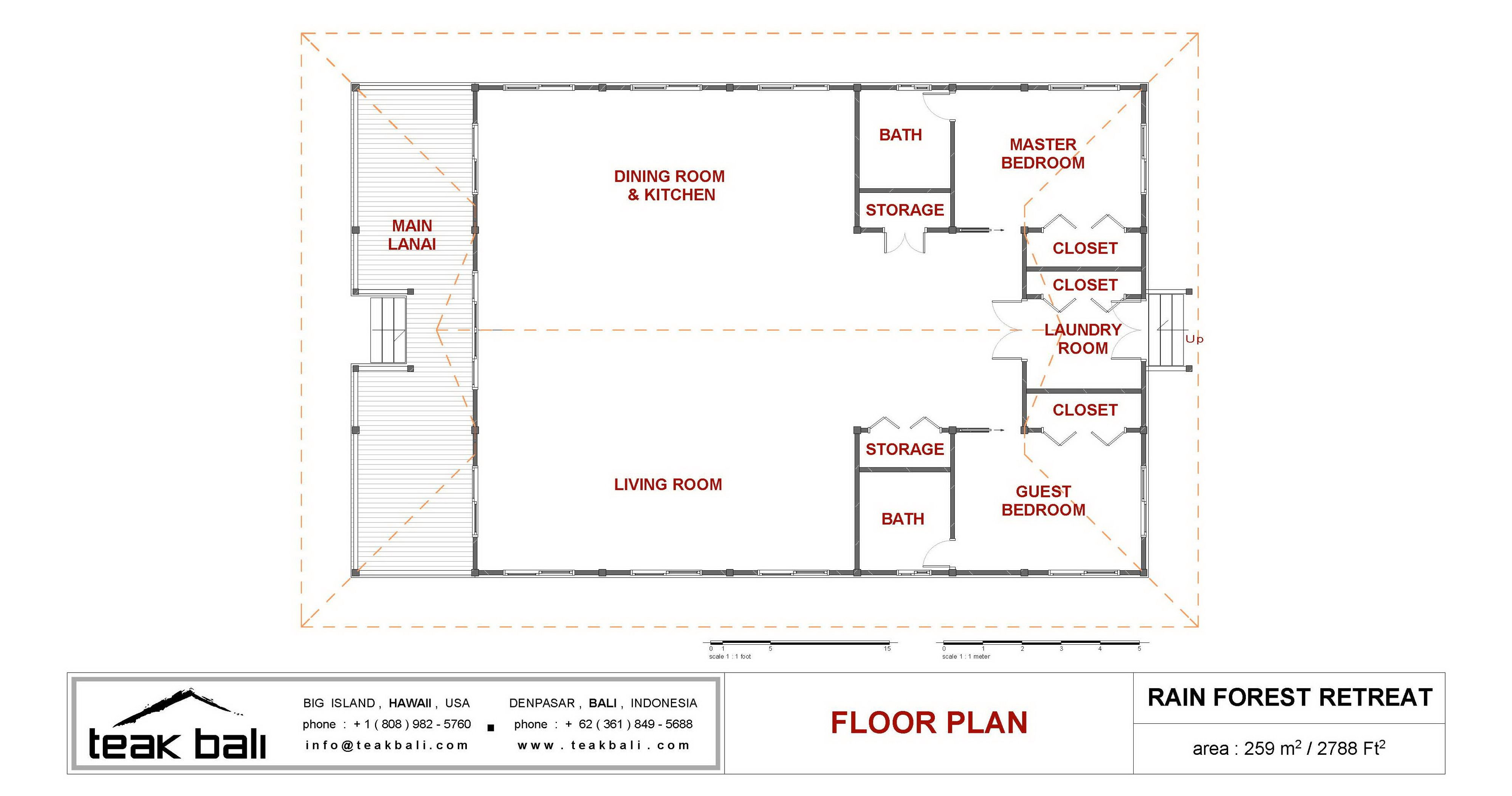 Bali Floor Plans One Of The Largest Structures In The Teak Bali Product Line With A Demonstrative Lanai An Floor Plans Prefab Modular Homes Floor Plan Design