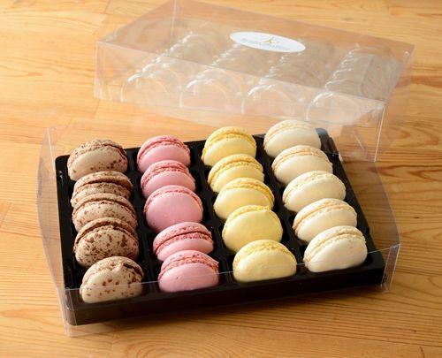 Macarons Grundrezept – Cupcakes