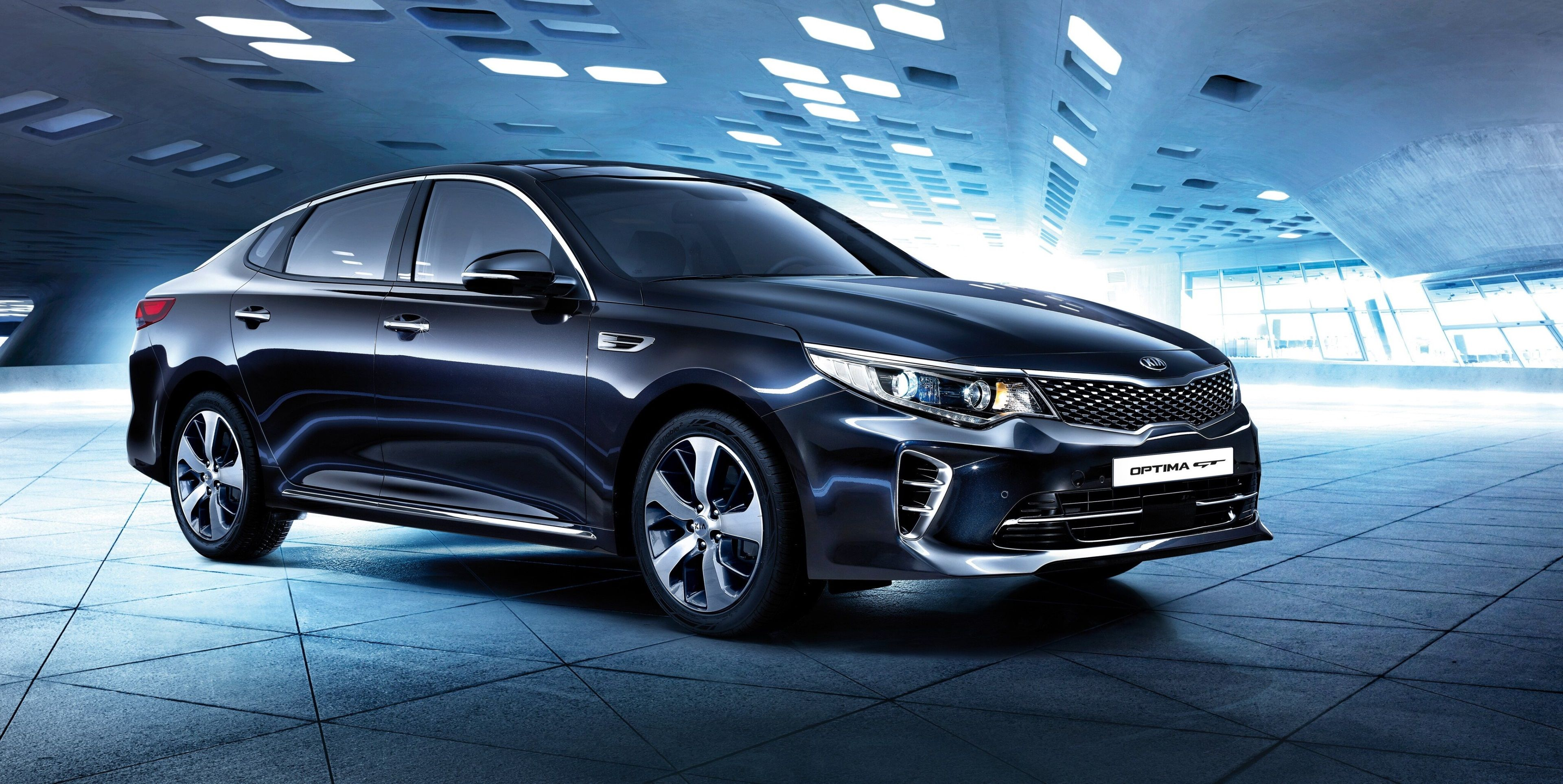 3840x1926 Kia Optima Gt 4k Hd Quality Desktop Wallpaper Dadel Auto S