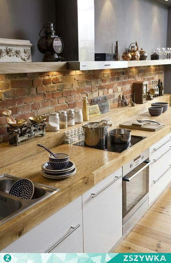 Pin By Ula On Pokoje Kitchen Stylish Kitchen Interior Design