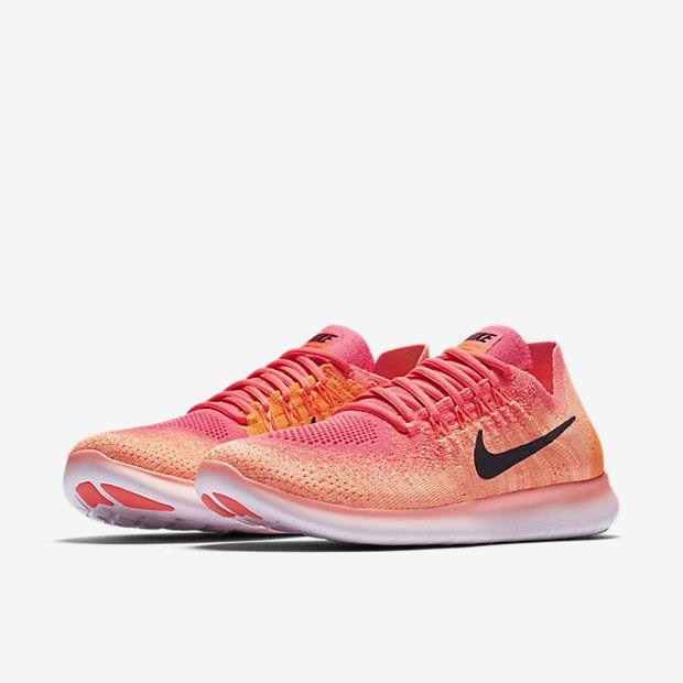 cd4e9a5b388f Nike Free RN Flyknit 2017 Women s Running Shoe