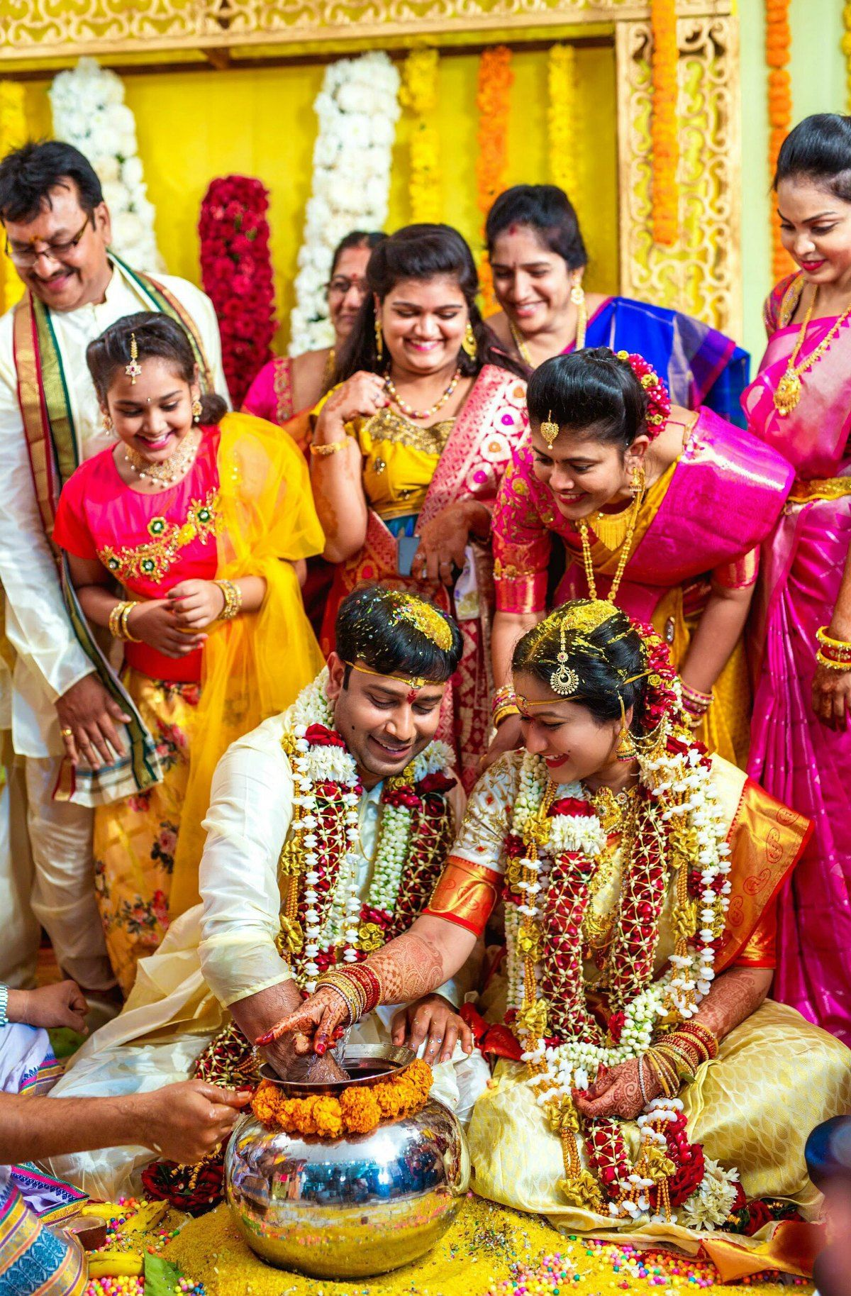 15 Hindu Telugu Rituals for your Traditional Indian