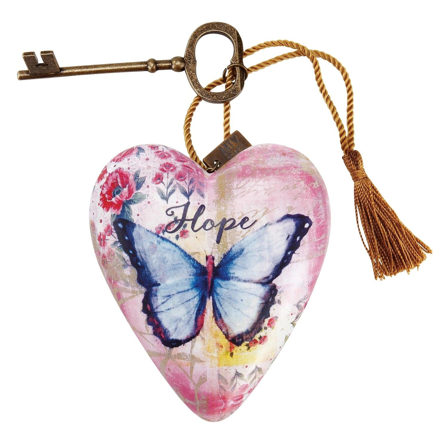 Hope Art Heart These Limited Edition Sculpted Hearts Are Individually Designed By Different Artists The Artist S Name Appea Hope Art Heart Gifts Heart Art