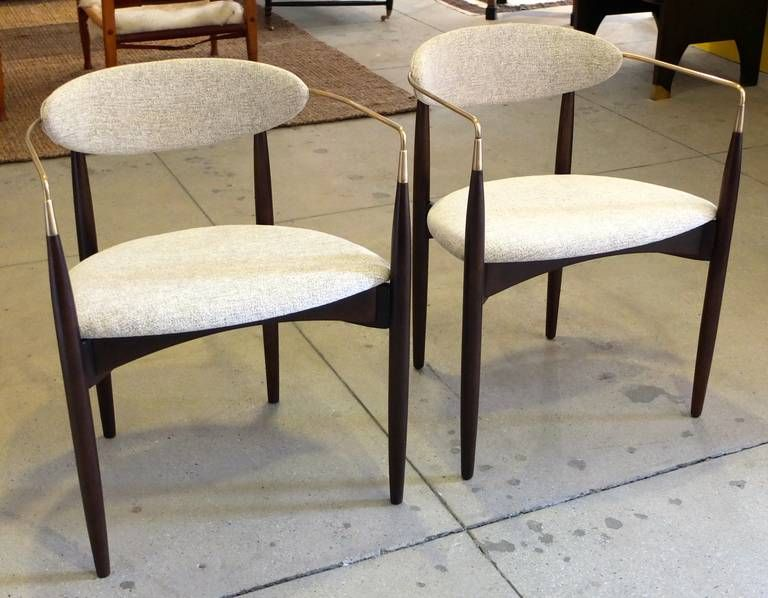 Poltrone Sedie ~ Pair of viscount chairs by dan johnson poltrone sedie e mobili