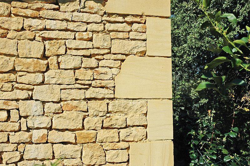 pierres de dcoration pour vos angles parements de faades pierre naturelle lafaure - Decoration En Pierre Pour Exterieur