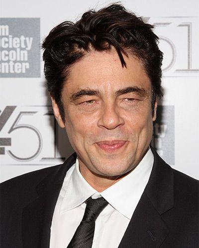 SiempreMujer.com: Benicio del Toro