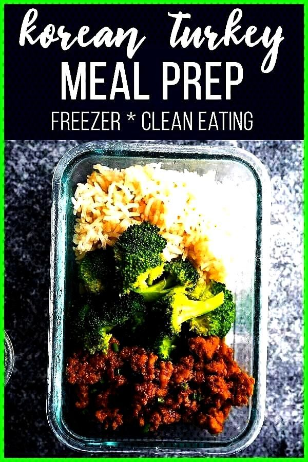 meal prep is packed with flavor and under 400 calories per bowl Prep this simple ground turkey meal