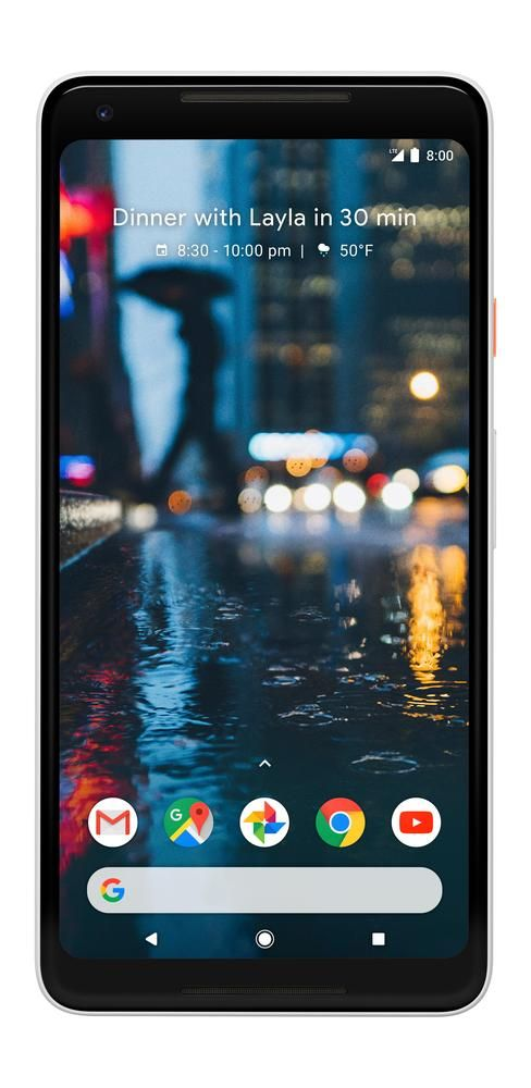Popular On Best Buy Google Pixel 2 Xl 4g Lte With 128gb Memory Cell Phone Black White Verizon With Images Unlocked Cell Phones