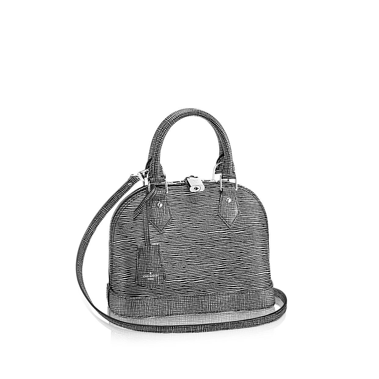 Alma BB Epi Leather in WOMEN's HANDBAGS collections by Louis Vuitton