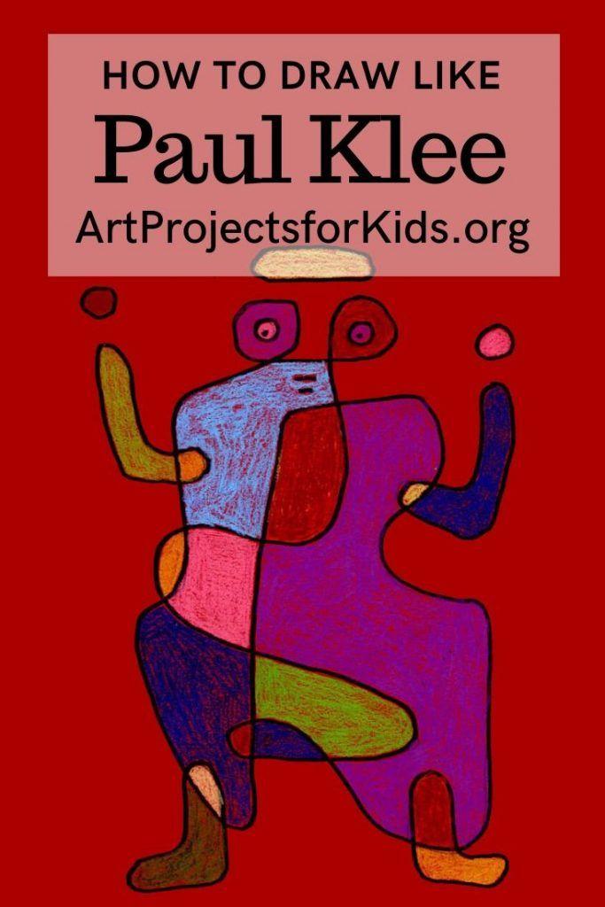 How to Draw like Paul Klee
