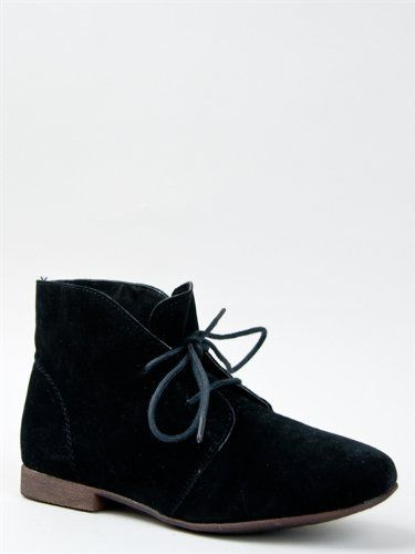 lowest discount on wholesale outlet on sale short black boots no heel | Lace up wedge boots