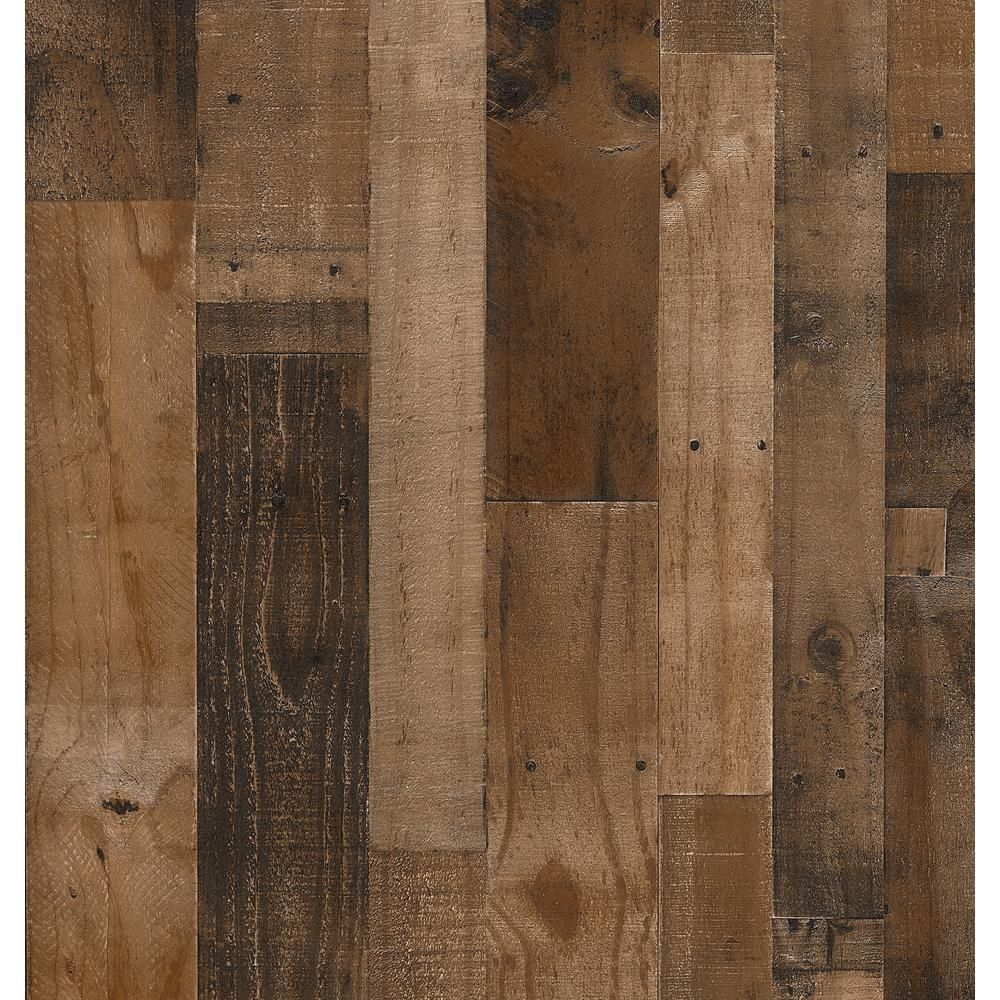 American Pacific 1 4 In X 48 In X 96 In Authentic Pallet On Real Plywood L 52 9300 The Home Depot Laminate Flooring Flooring Mannington Flooring