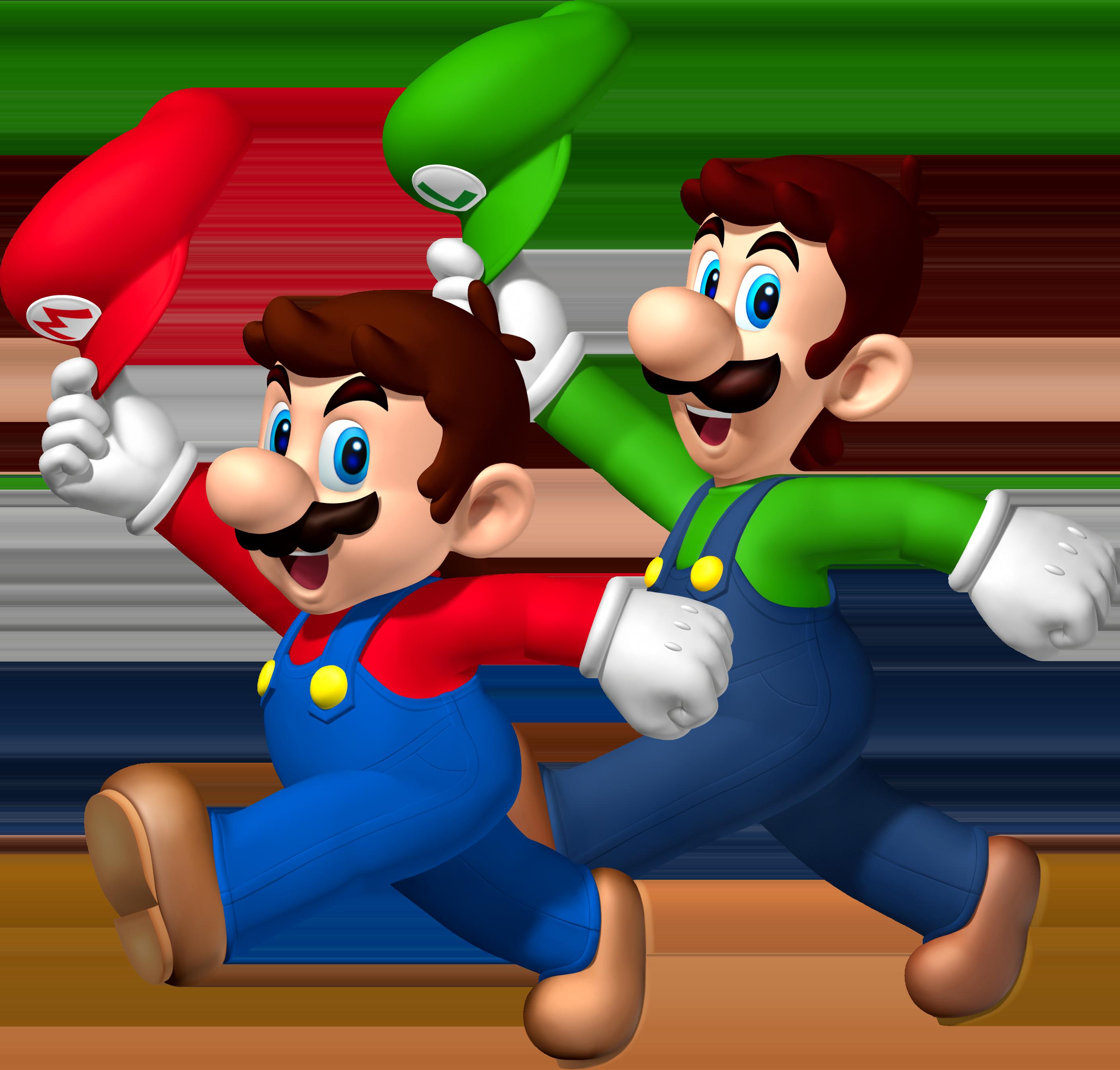 Mario Running PNG Image   Mario and luigi, Mario bros ...