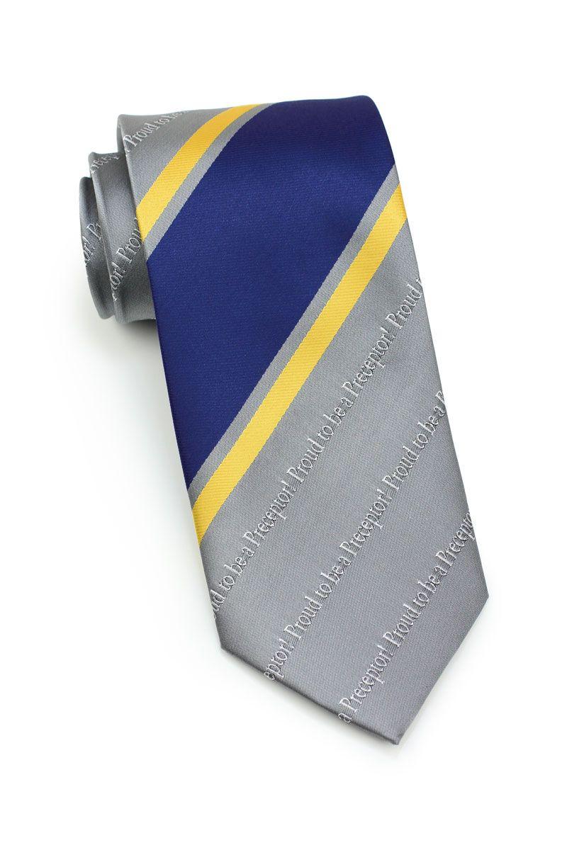 642181fdfffb custom woven logo necktie mens for Emory University   Our Custom ...