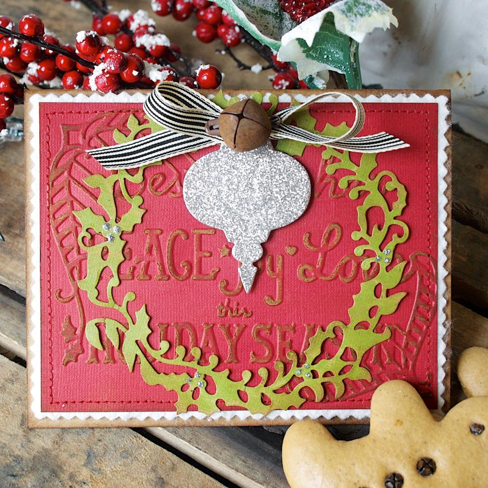 It is an image of Gorgeous Christmas in July Cards